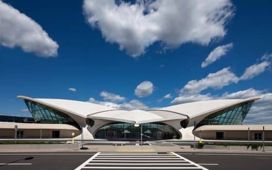 TWA Flight Center JFK аэропорт Нью-Йорк