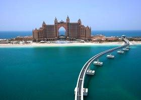 Отель Atlantis The Palm Дубай