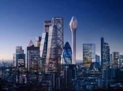 Небоскрёб в форме тюльпана построят в Лондоне
